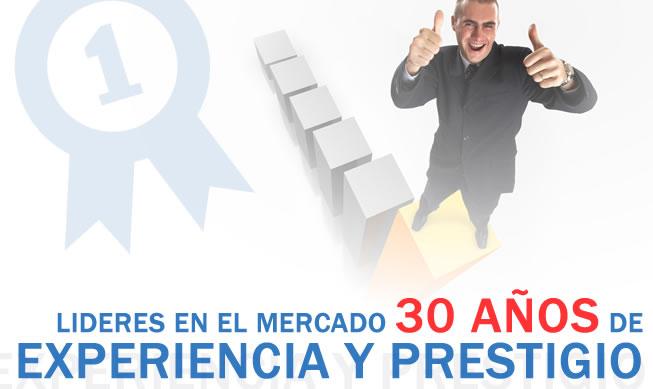 Confeccionamos desde 1984 hasta hoy, experiencia y prestigio que nos hace lideres en el mercado